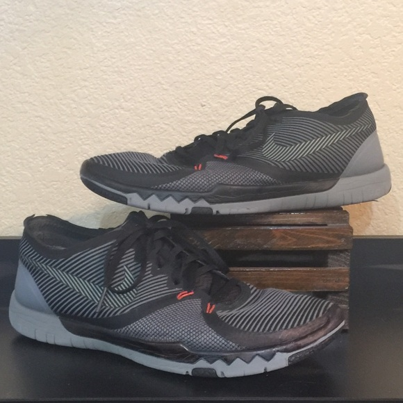 online store 9bc43 dd570 NIKE FREE 3.0 Running Shoes 749361 001 Mens 9.5